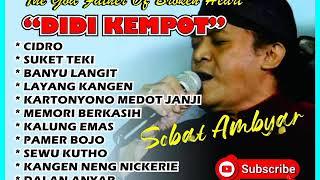 Download lagu DIDI KEMPOT FULL ALBUM AMBYAR TERBARU/ DIDI KEMPOT SOBAT  AMBYAR TERBARU/ TANPA IKLAN