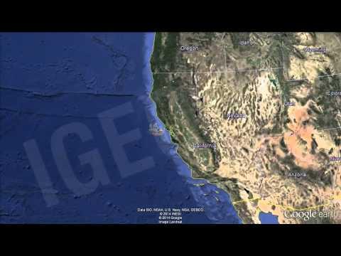 Secret maps of Francis Drake [IgeoNews]