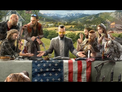 Far Cry 5  Trailer Video Reaccion