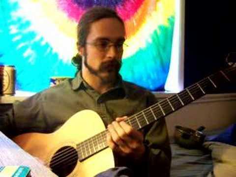 Matt Cross - 'Between the Bars' by Elliott Smith lesson
