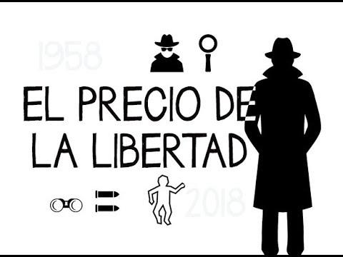 EL PRECIO DE LA LIBERTAD