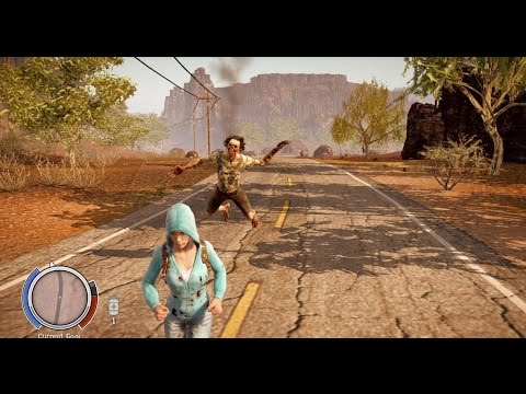 State of Decay   Knife Only Challenge Lv68 Final Attempt