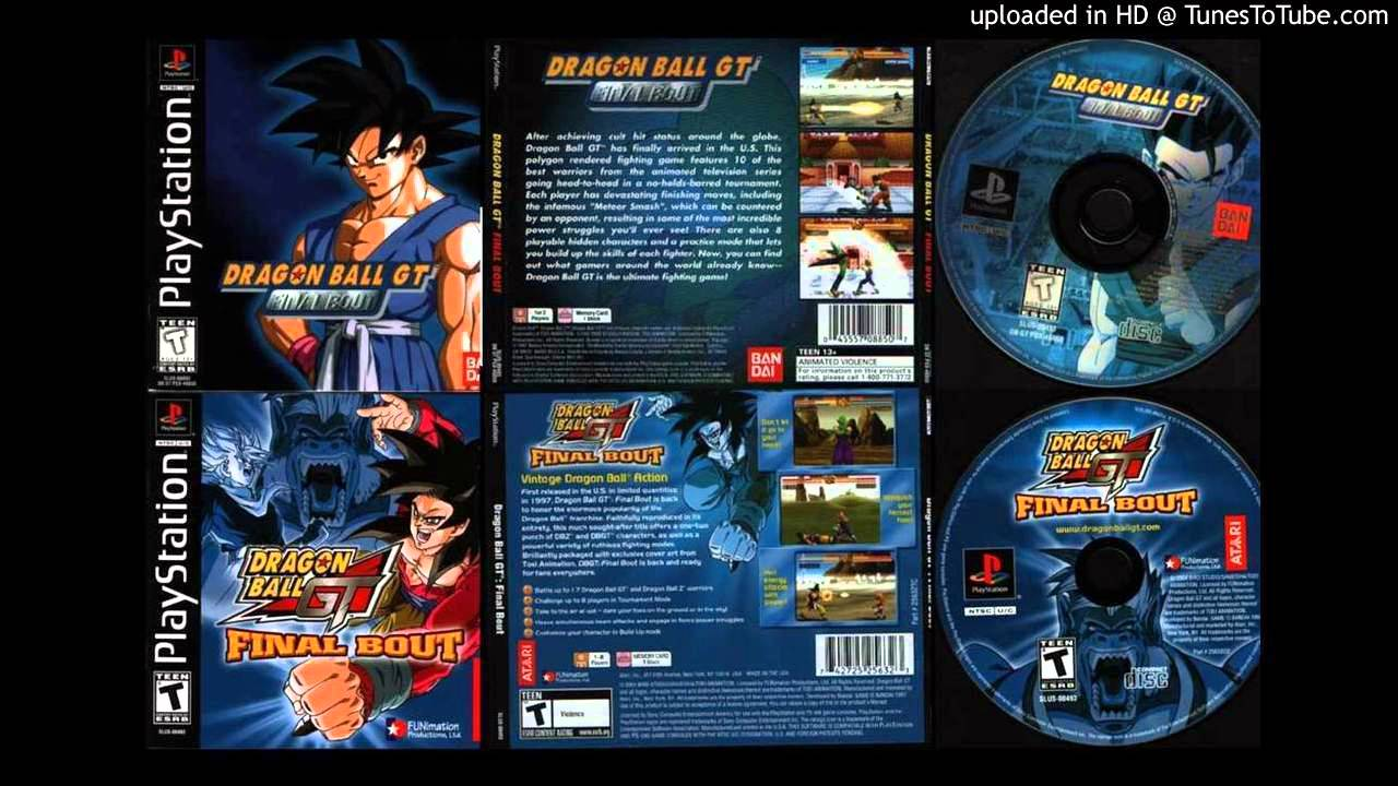 Dragonball gt final bout [u] iso < psx isos | emuparadise.