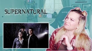 "Supernatural Season 1 Episode 11 ""Scarecrow"" REACTION!"