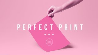 Graphic Design Tips: PERFECT PRINT Design