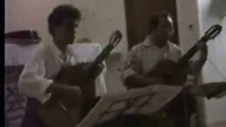 F.CARULLI - Largo et Rondo par Duo Romagnoli & Iwagami