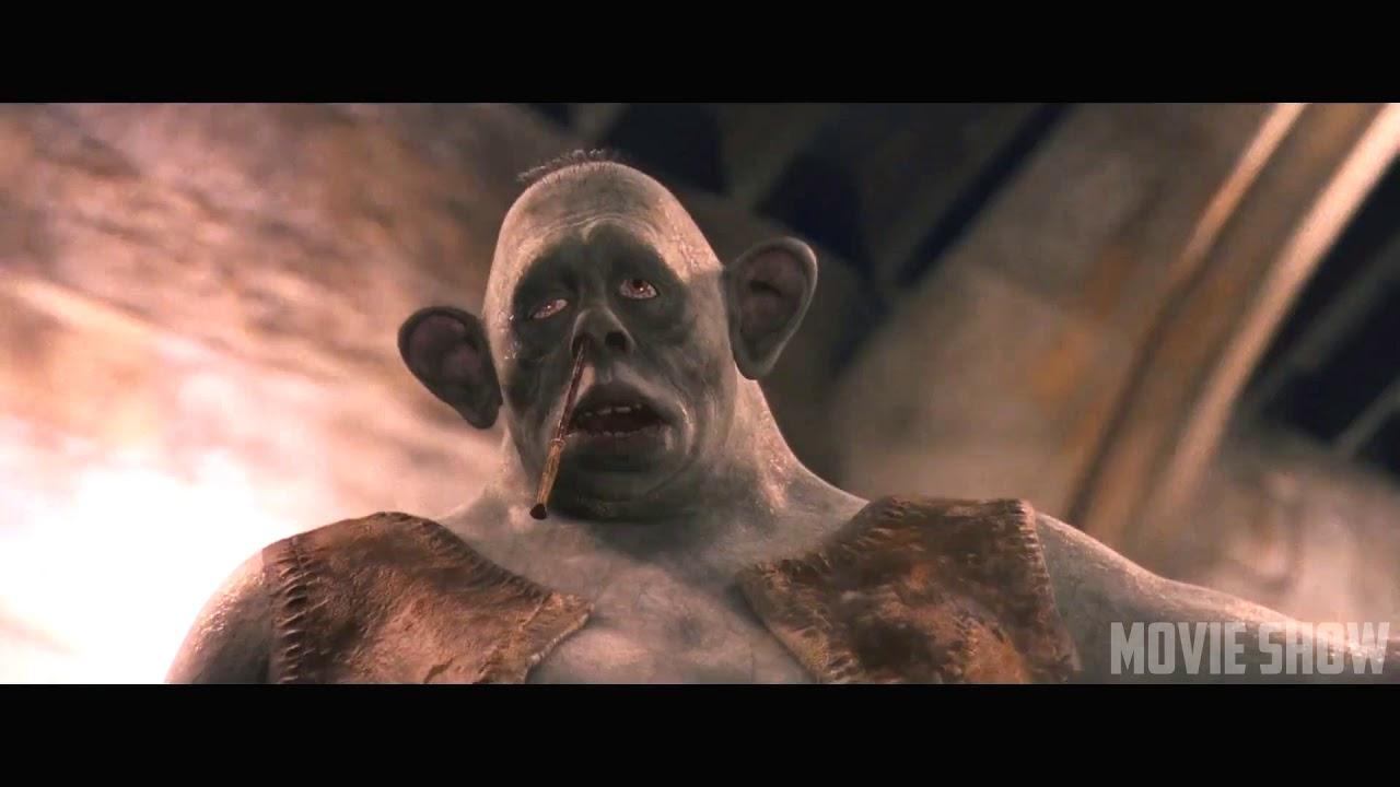 Гарри и Рон спасают Гермиону от тролля. Гарри Поттер и ...