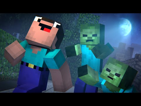 ZOMBIE (Minecraft Animation Collab)
