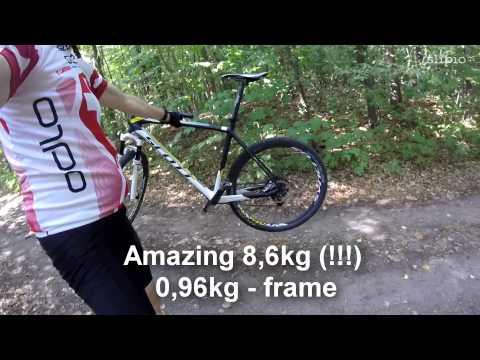 Scott scale 700 RC - killer bike
