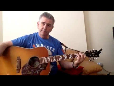 Guitar Lesson Cocaine Blues by Rev Gary Davies or Keith Richards etc.