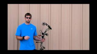 Dry Fire of a Compound Bow, Bow explosion