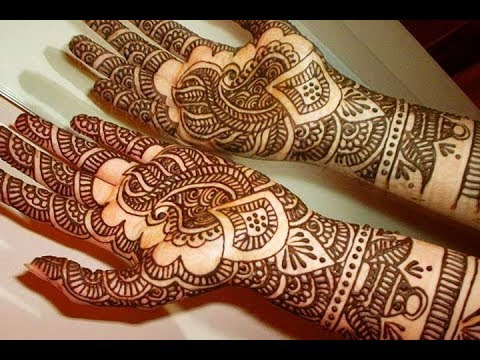 Full Hand Mehndi Designs Easy And Simple Henna Mehndi And Nail