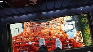Tokyo, Japan - Tokyo Tower - Glass Floor HD (2015)