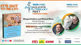 Winged Stallions and Wicked Mares : Wendy Doniger in conversation with Avik Chanda
