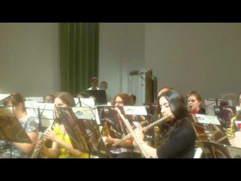 Manhattan Wind Ensemble Spring Concert