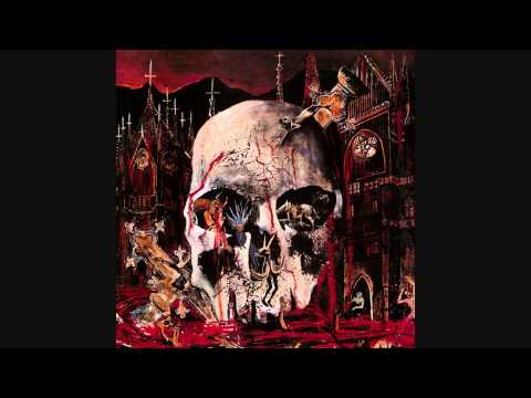 Slayer - South of Heaven (Simulated speed 45 RPM to 33 RPM) (Full album 1988)