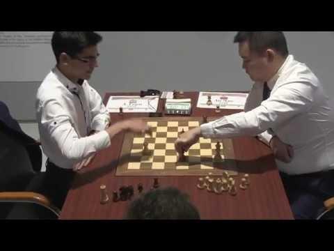 2016-09-25 GM Anish Giri - GM Li Chao ENDGAMES Moscow Tal Memorial Blitz