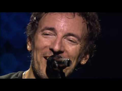 Thunder Road - Bruce Springsteen [DVD Live in Barcelona 2002] ( Subtitles & lyrics )