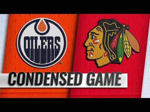 10/28/18 Condensed Game: Oilers @ Blackhawks