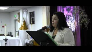 Baixar Micaela Jimenez '' Predica'' -By Vision Catolica