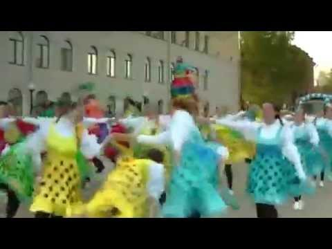 Festival in honor of 136th birthday of Tomsk State University