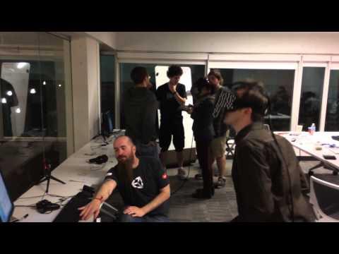 Headmaster Prototype at the Boston VR Bender