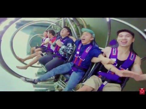 GX5 Extreme Swing @ Singapore, Clarke Quay 03/2016