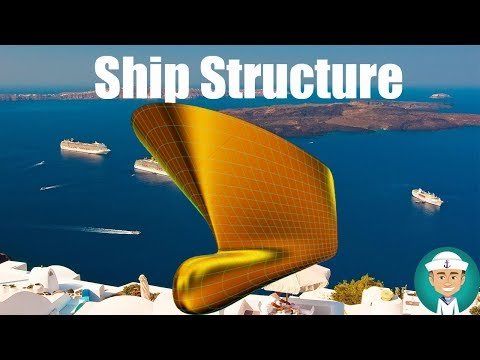 Strength Principles Experienced on a Ship Structure