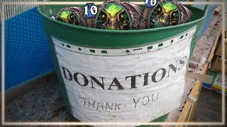 Thanks for the Donation Sir!