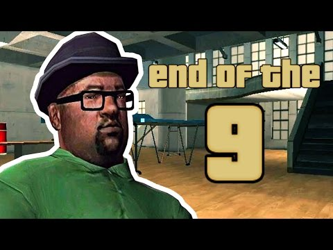 END OF THE 9