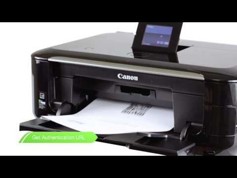 Connect Canon Printer to Wi-Fi Network or Router | FunnyDog.TV