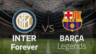 FULL GAME | Inter Forever v Barça Legends (3-2)