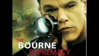 Moscow Club-Bourne Supremacy OST