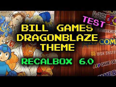 Bill Games DragonBlaze