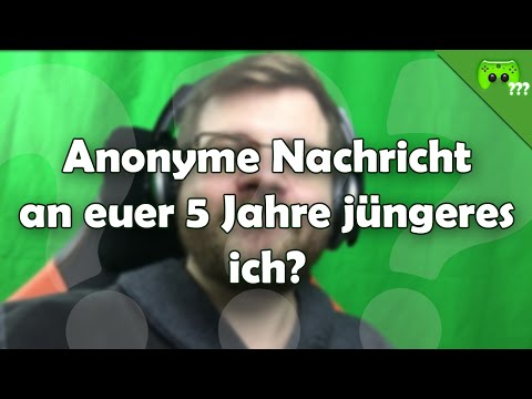NACHRICHT AN 5 JAHRE JÜNGERES ICH? 🎮 Frag PietSmiet #581