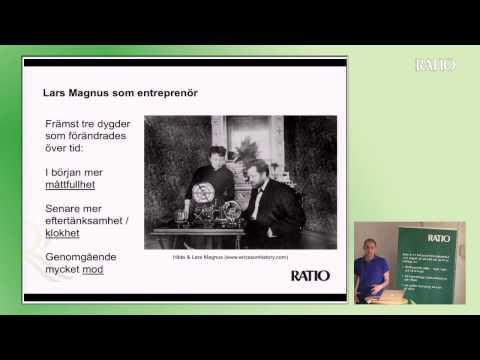 Rasmus Nykvist om Lars Magnus och Hilda Ericsson