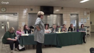 New Dorp High School PTA Meeting October 2018