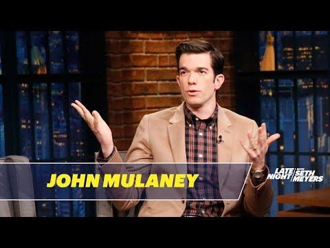 John Mulaney's Grandma Schools Seth on Mispronouncing