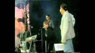 Elton John & Backstreet Boys Live - Friends Never Say Goodbye