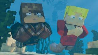 Minecraft| AFOGADOS #1 (C/ Jv)