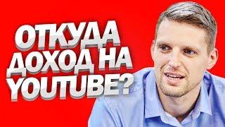 На чем зарабатывают YouTube-каналы? Доход блогера