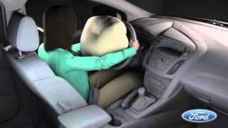 Ford Next-Generation Airbag Crash Tests