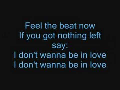 Dance Floor Anthem with Lyrics