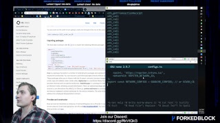 InfoSEC Livestream - Hacking ETH Smart Contracts using Integer Underflow & Overflow #ethereum