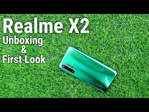 realme-x2-unboxing-&-first-look