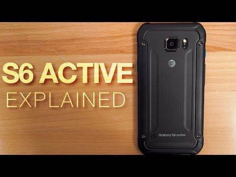 Galaxy S6 Active Explained - Should you buy it?