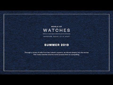 World Of Watches: Adventure, Design, Style & Sport   Harrods com