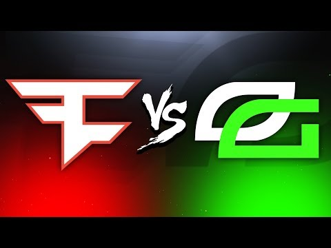 FaZe Clan vs OpTic Gaming: Black Ops 4 SND Tournament!