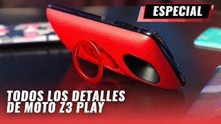 Motorola Moto Z3 Play,  precio y disponibilidad en México