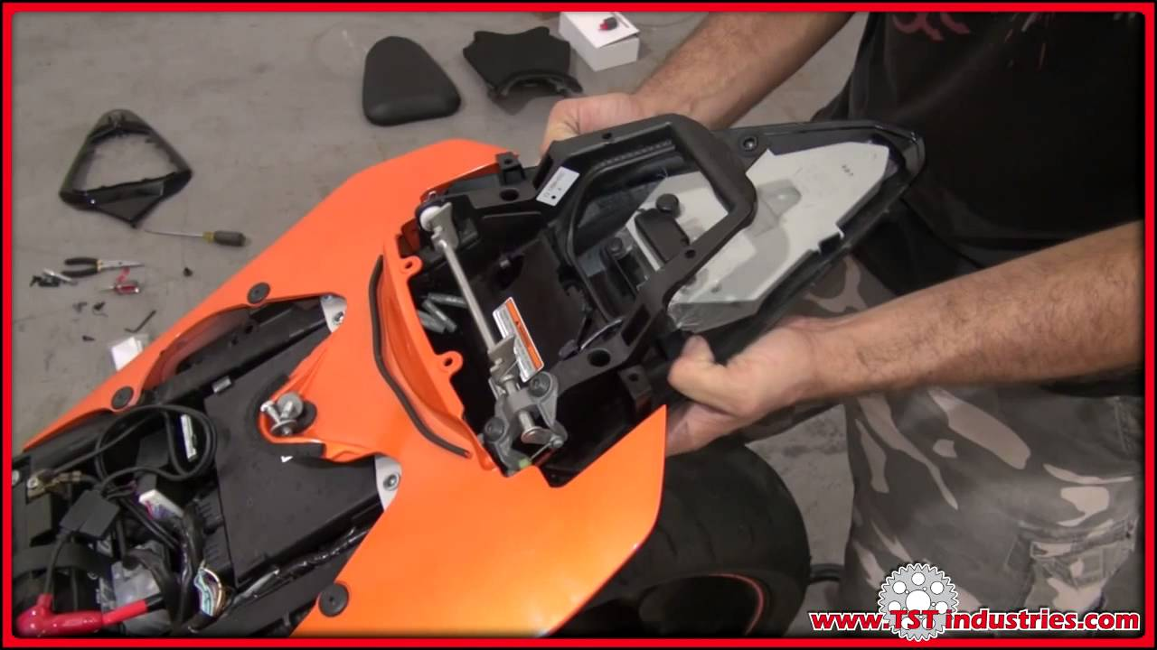 maxresdefault diy installation of integrated tail light by tst industries on Yamaha Outboard Wiring Diagram at soozxer.org